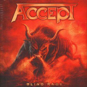 """ACCEPT """"Blind Rage"""""""