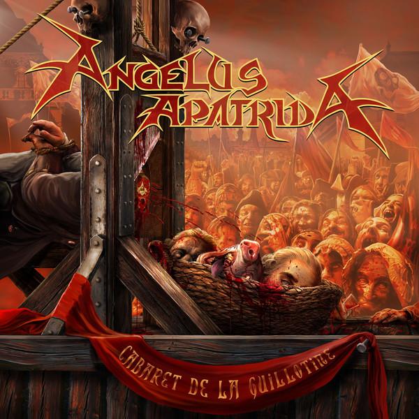 """ANGELUS APATRIDA """"Cabaret De La Guillotine"""""""