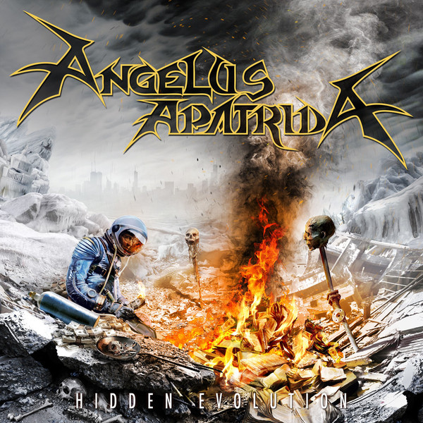 "ANGELUS APATRIDA ""Hidden Evolution"""