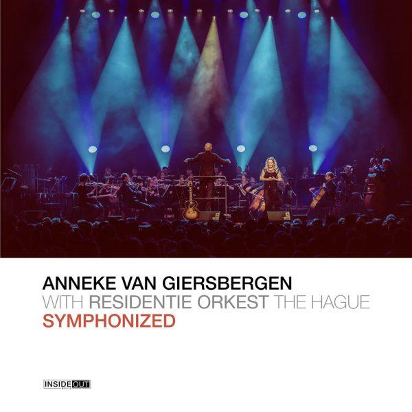 "ANNEKE VAN GIERSBERGEN WITH RESIDENTIE ORCHESTRA ""Symphonized"""