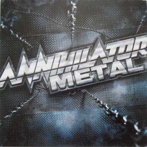 "ANNIHILATOR ""Metal"""