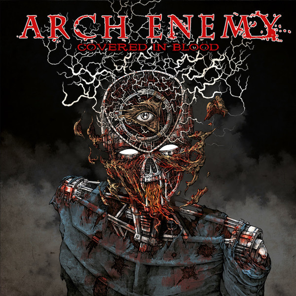 "ARCH ENEMY ""Covered In Blood"""