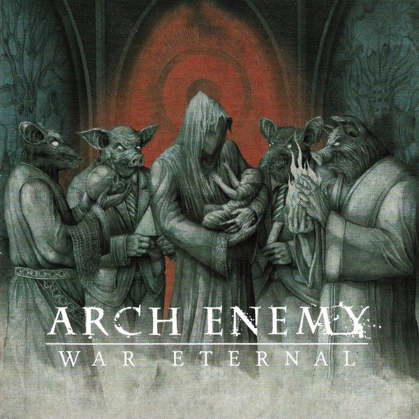 "ARCH ENEMY ""War Eternal"""