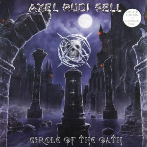 "AXEL RUDI PELL ""Circle Of The Oath"""