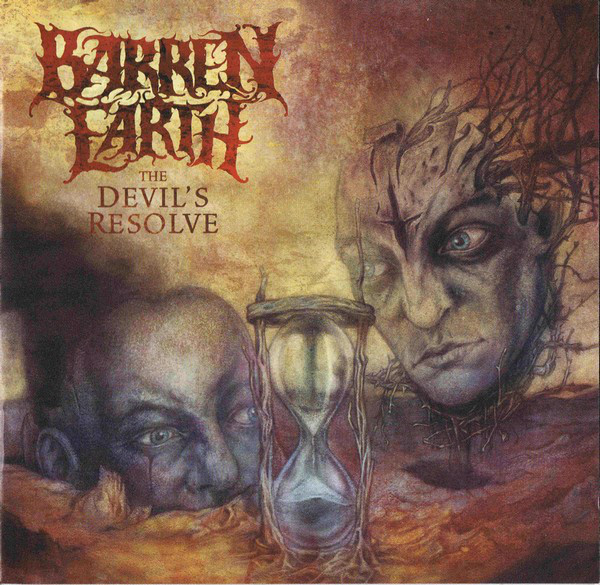 "BARREN EARTH ""THE DEVIL'S RESOLVE"""