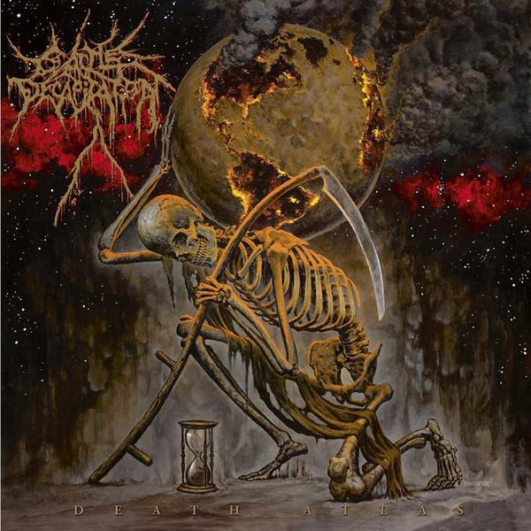 "CATTLE DECAPITATION ""Death Atlas"""