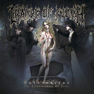 "CRADLE OF FILTH ""Cryptoriana - The Seductiveness Of Decay"""