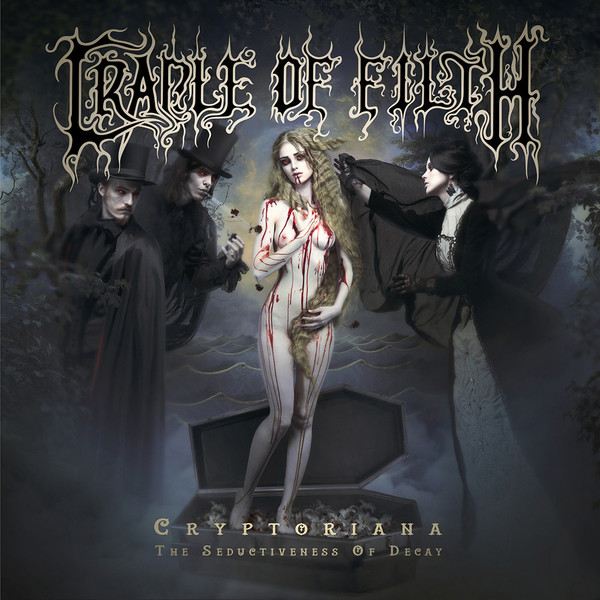 "CRADLE OF FILTH ""Cryptoriana - The Seductiveness Of Decay"""