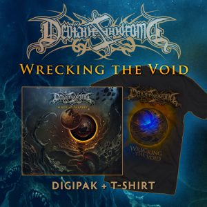 "DEVIANT SYNDROME ""Wrecking The Void"""