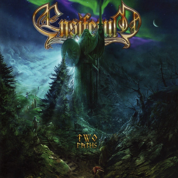 "ENSIFERUM ""Two Paths"" LP"