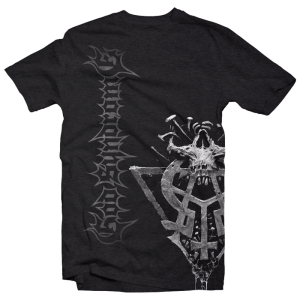 "God Syndrome ""In God Thy Weakness Is"" t-shirt"