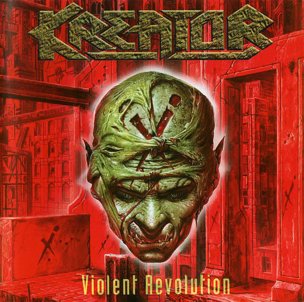 "KREATOR ""Violent Revolution"""