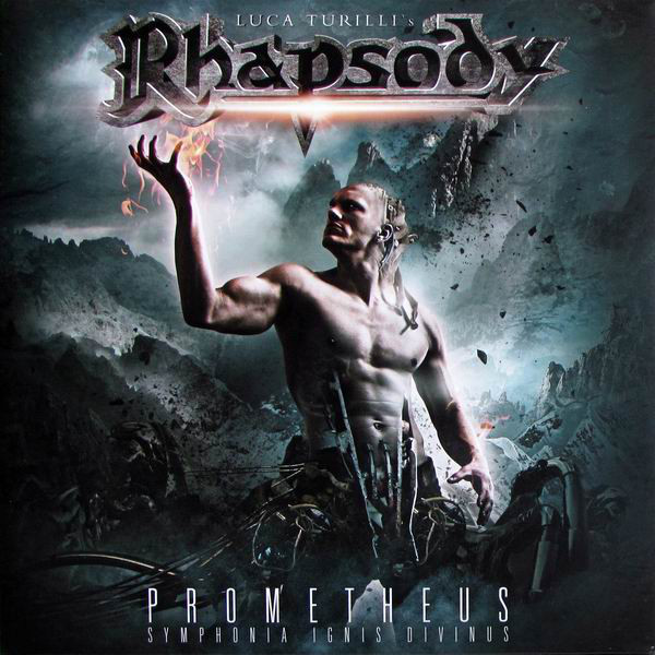 """Luca Turilli's Rhapsody """"Prometheus (Symphonia Ignis Divinus)"""""""