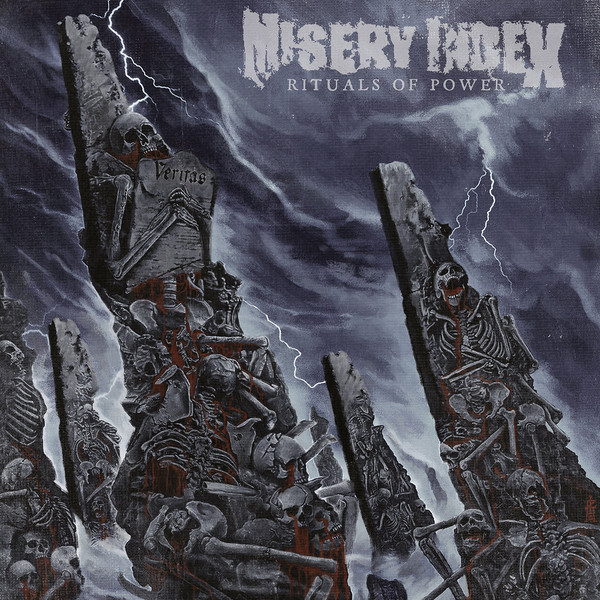 "MISERY INDEX ""Rituals Of Power"""