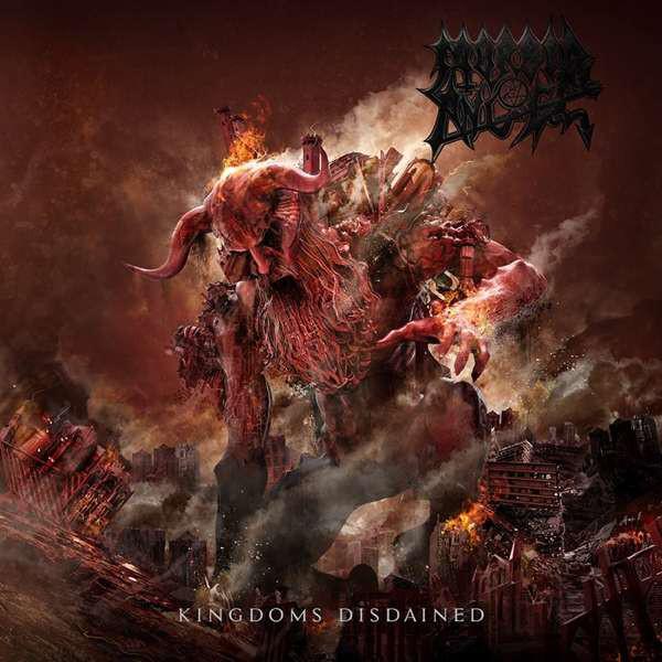 "MORBID ANGEL ""Kingdoms Disdained"""