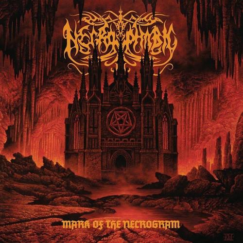"""NECROPHOBIC """"Mark Of The Necrogram"""""""
