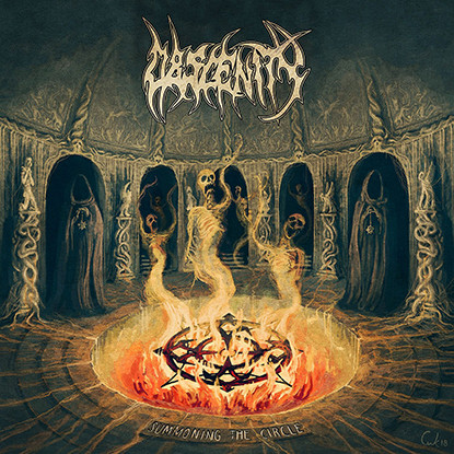 """OBSCENITY """"Summoning the Circle"""""""