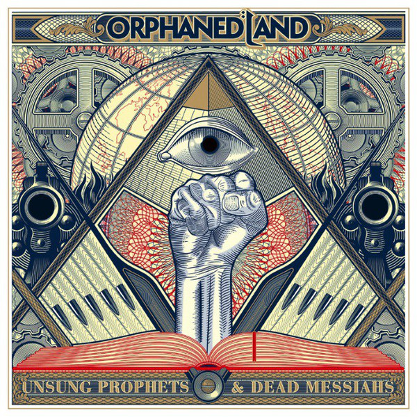 "ORPHANED LAND ""Unsung Prophets & Dead Messiahs"""