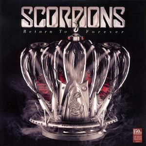 "Scorpions ‎""Return To Forever"""