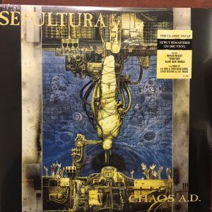 """Sepultura """"Chaos A.D."""""""