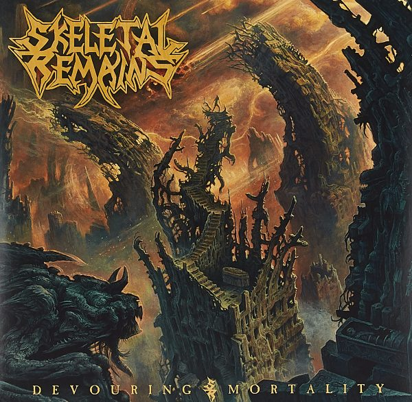 "SKELETAL REMAINS ""Devouring Mortality"""
