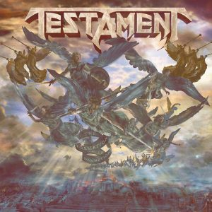 "TESTAMENT ‎""The Formation Of Damnation"""