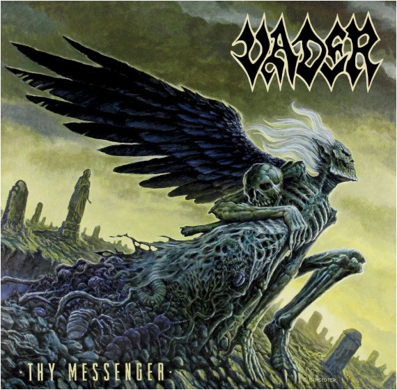 "VADER ""Thy Messenger"""