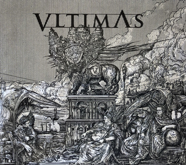 """VLTIMAS """"Something Wicked Marches In"""""""