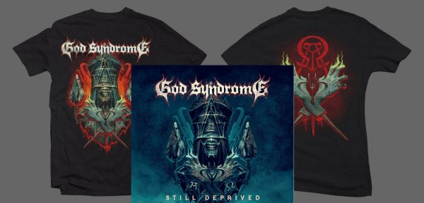 "GOD SYNDROME ""Still Deprived"" (BOX)"
