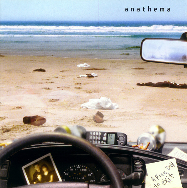 "ANATHEMA ""A Fine Day To Exit"""