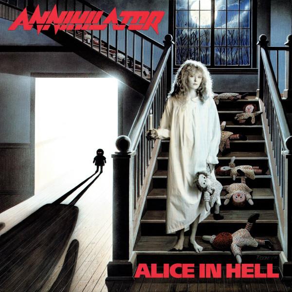 "ANNIHILATOR ""Alice In Hell"""