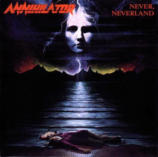 """ANNIHILATOR """"Never, Neverland"""""""