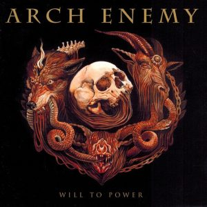 "ARCH ENEMY ‎""Will To Power"" CD (Slipcase)"