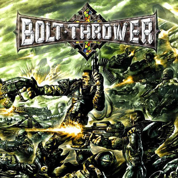 "BOLT THROWER ""Honour - Valour - Pride"""