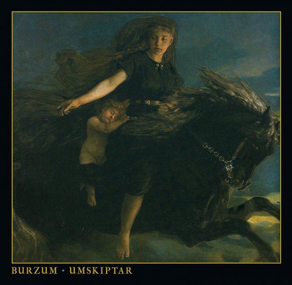 """BURZUM """"Umskiptar"""""""