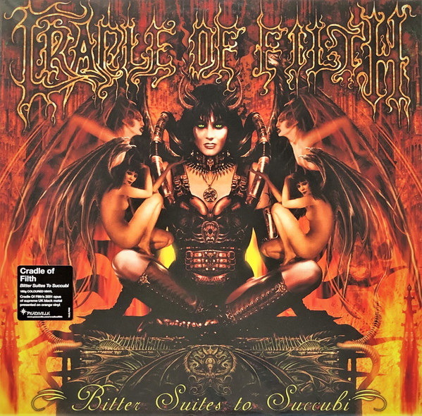 "CRADLE OF FILTH ""Bitter Suites To Succubi"""