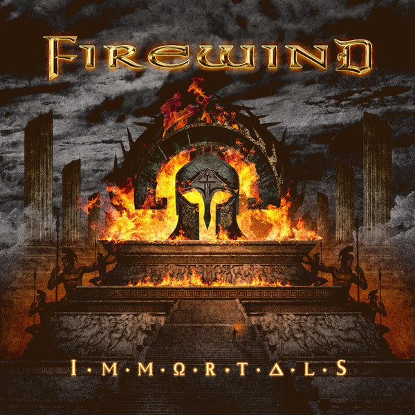 """FIREWIND """"Immortals"""""""