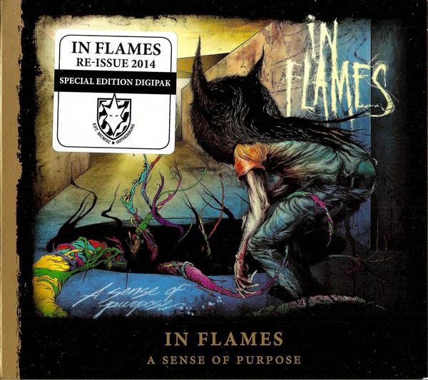 "IN FLAMES ""A Sense Of Purpose"""