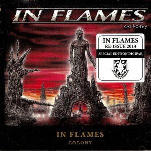 "IN FLAMES ‎""Colony"""