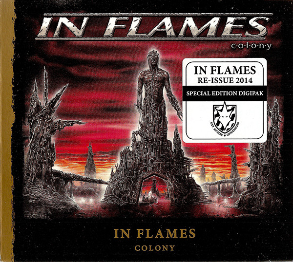 """IN FLAMES """"Colony"""""""