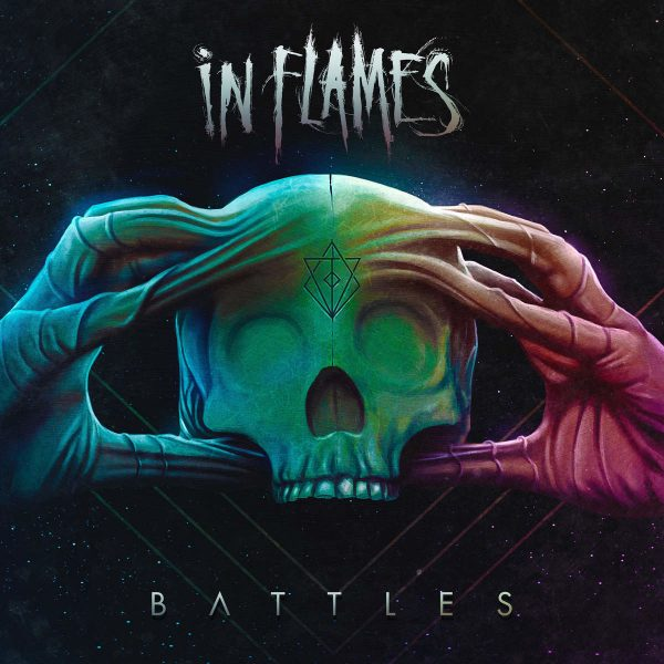 "IN FLAMES ""Battles"" 2LP"