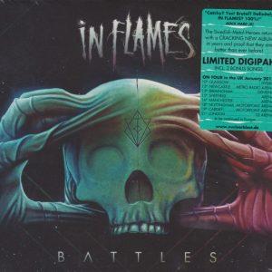 "IN FLAMES ""Battles"""