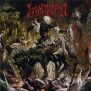 "INCANTATION ""Profane Nexus"""