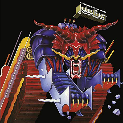 "JUDAS PRIEST ""Defenders Of The Faith"""
