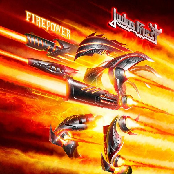 """JUDAS PRIEST """"Firepower"""""""