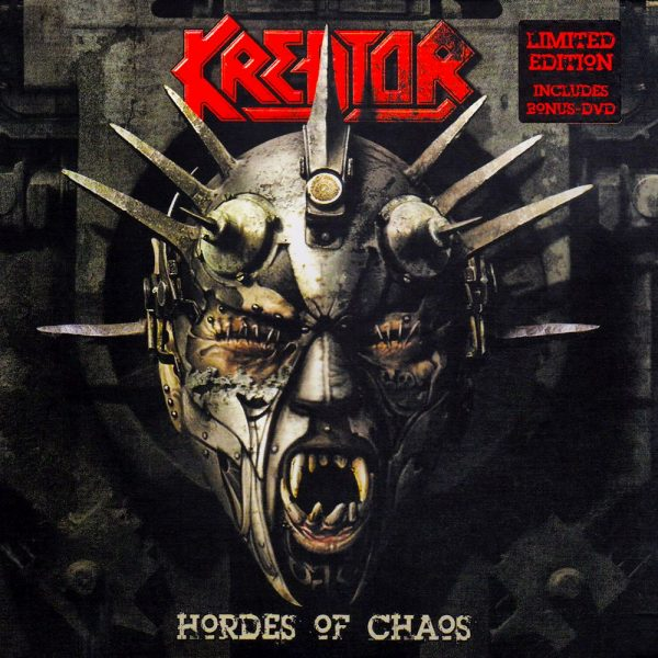 "KREATOR ""Hordes Of Chaos"""
