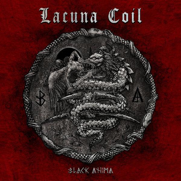 """LACUNA COIL """"Black Anima"""""""