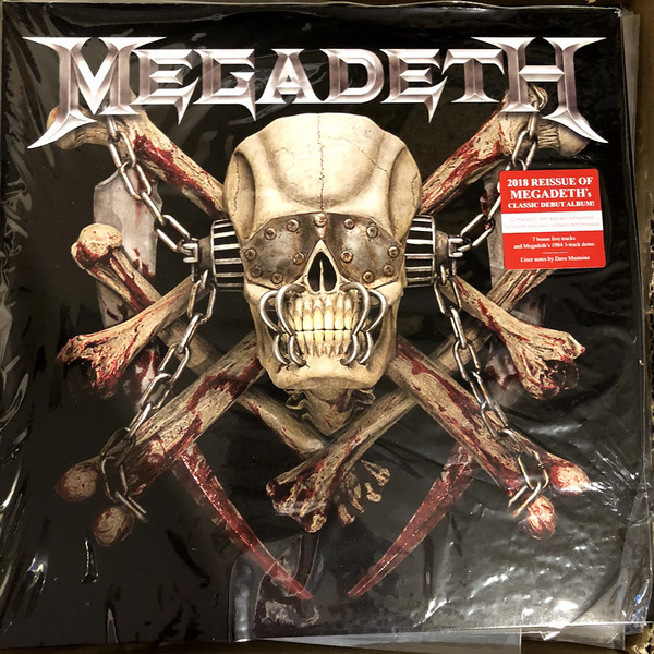 """MEGADETH """"Killing Is My Business And Business Is Good (The Final Kill)"""""""