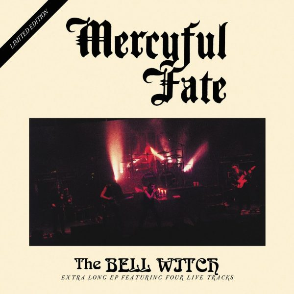 "MERCYFUL FATE ‎""The Bell Witch"""
