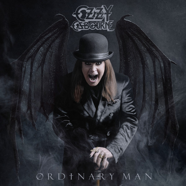 "OZZY OSBOURNE ""Ordinary Man"""